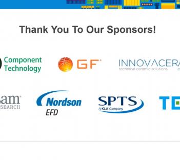 Sponsor of the virtual SEMICON SEA 2020