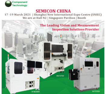 See us at Semicon China 2021 (17-19 Mar @ SNIEC)